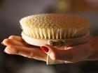 ZUZOVE naturalna Szczotka do masażu na sucho i na mokro
